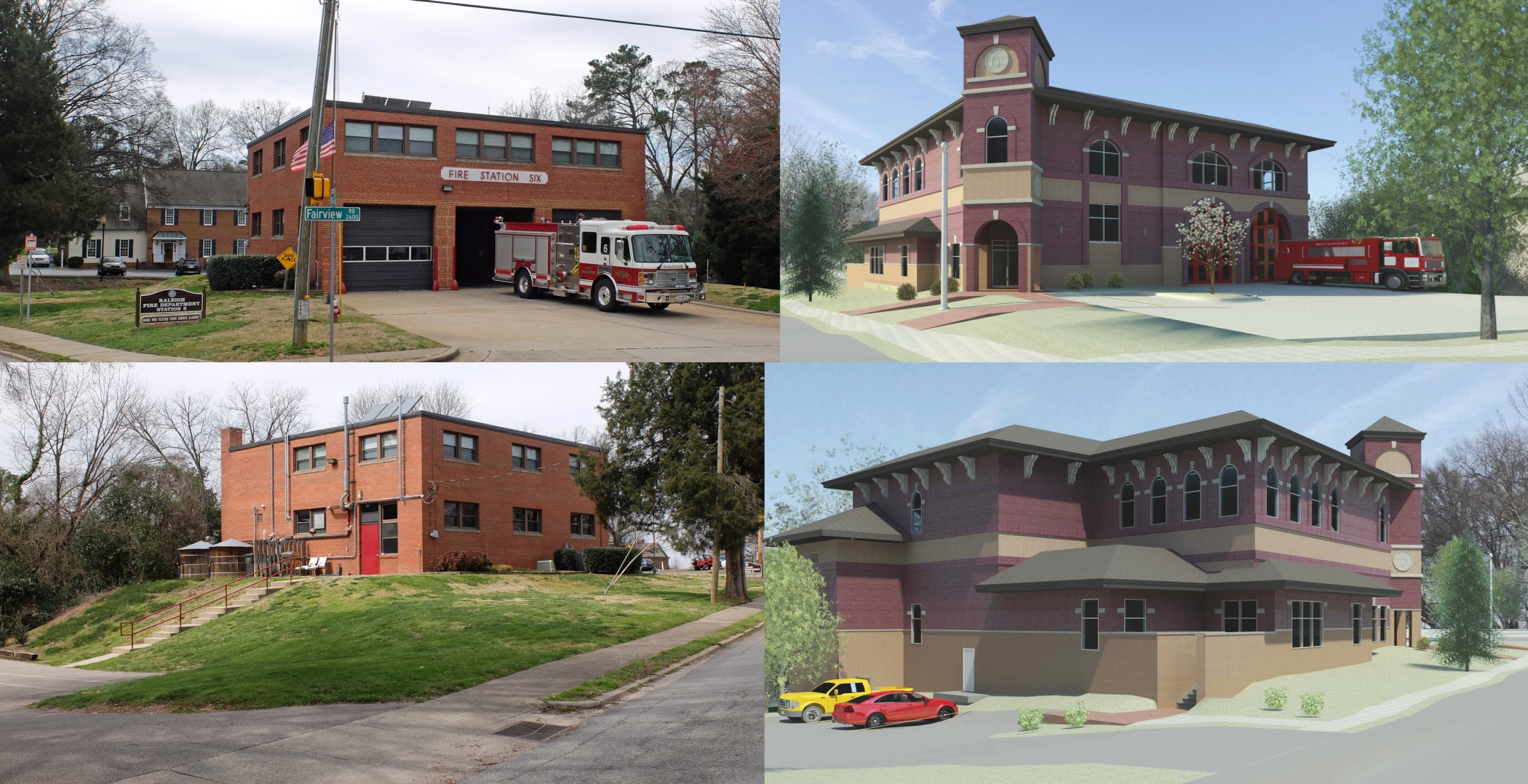 What S Happening With The Rebuilding Of Raleigh Fire