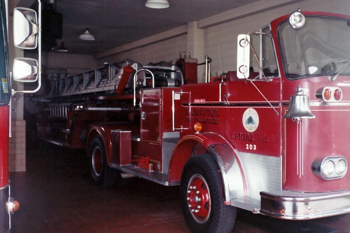 2016 Ford Trucks >> Vintage Wilmington Fire Apparatus in 1997 – Legeros Fire Blog