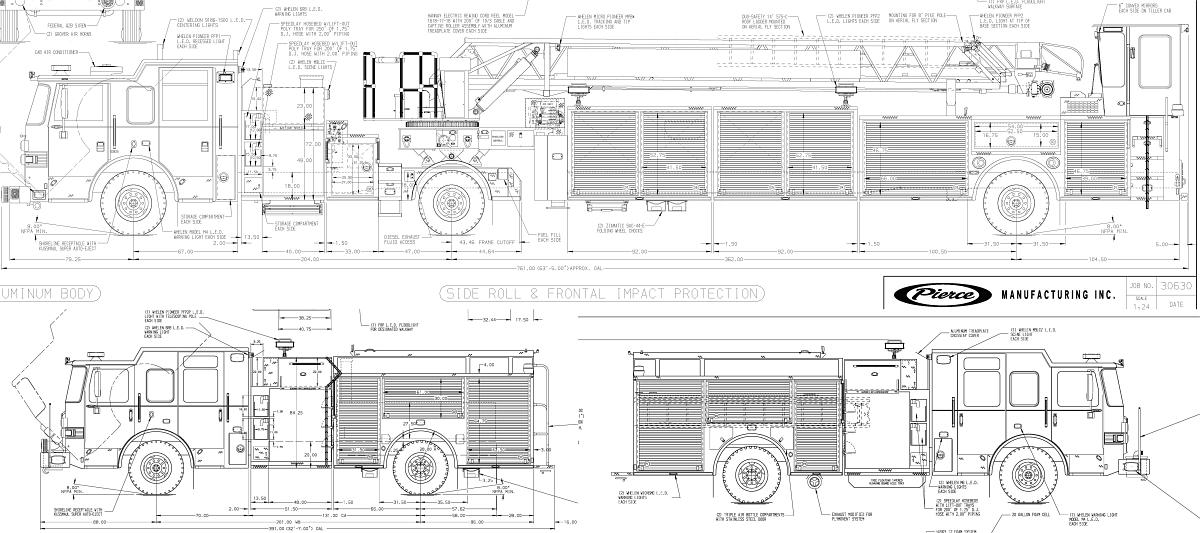 fire truck apparatus diagram html