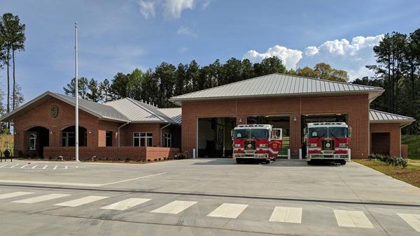 Durham Opens New Fire Station 9 Legeros Fire Blog
