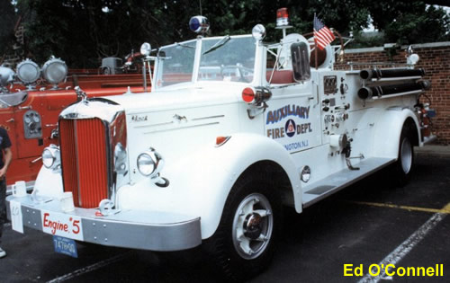 Civil Defense Fire and Rescue Apparatus