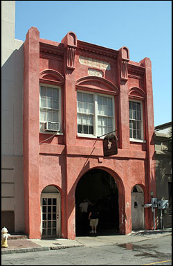 Charleston Former And Historic Firehouses By Mike Legeros
