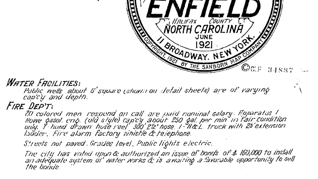 Early Black Firefighters Of North Carolina Annotated