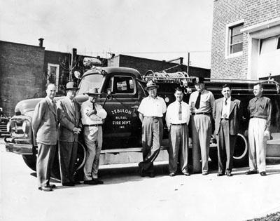 North carolina firefighting history by mike legeros for Oldham motors zebulon north carolina
