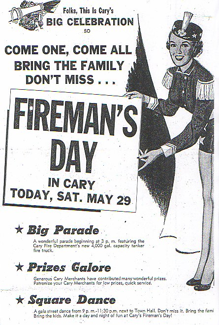 cary-hist-firemens-day-ad.jpg (117600 bytes)