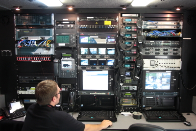 Cisco Network Emergency Response Vehicle Nerv Legeros