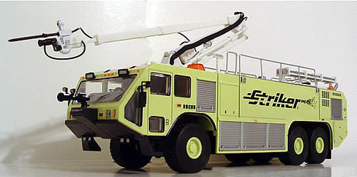 Mercedes Of Denver >> Die-Cast Fire and Emergency Vehicles - Airport Crash Trucks