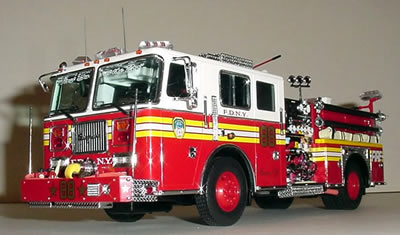 Toyota Of Riverside >> Die-Cast Fire and Emergency Vehicles - Modern Pumpers