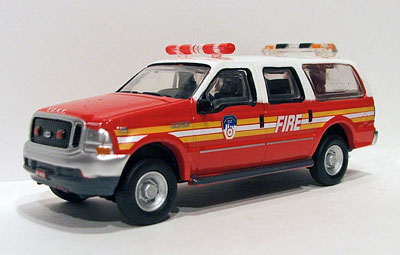 Chevy Dealer Chicago >> Die Cast Fire Apparatus - Command Vehicles, American