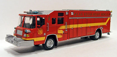 Die-Cast Fire and Emergency Vehicles - Rescue/TITLE>