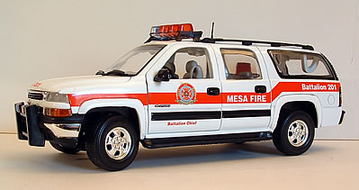 Ford Excursion 2002 >> Die Cast Fire Apparatus - Command Vehicles, American