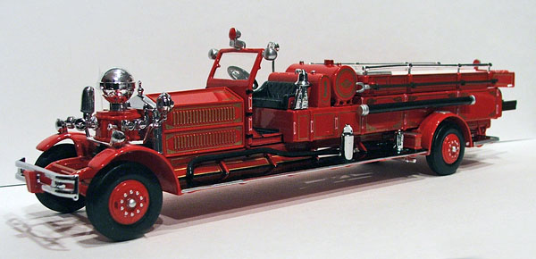 Fox Ford Chicago >> Die-Cast Fire and Emergency Vehicles - Antique Pumpers