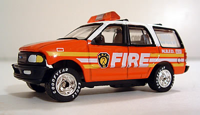 Grand Rapids Ford >> Die Cast Fire Apparatus - Command Vehicles, American